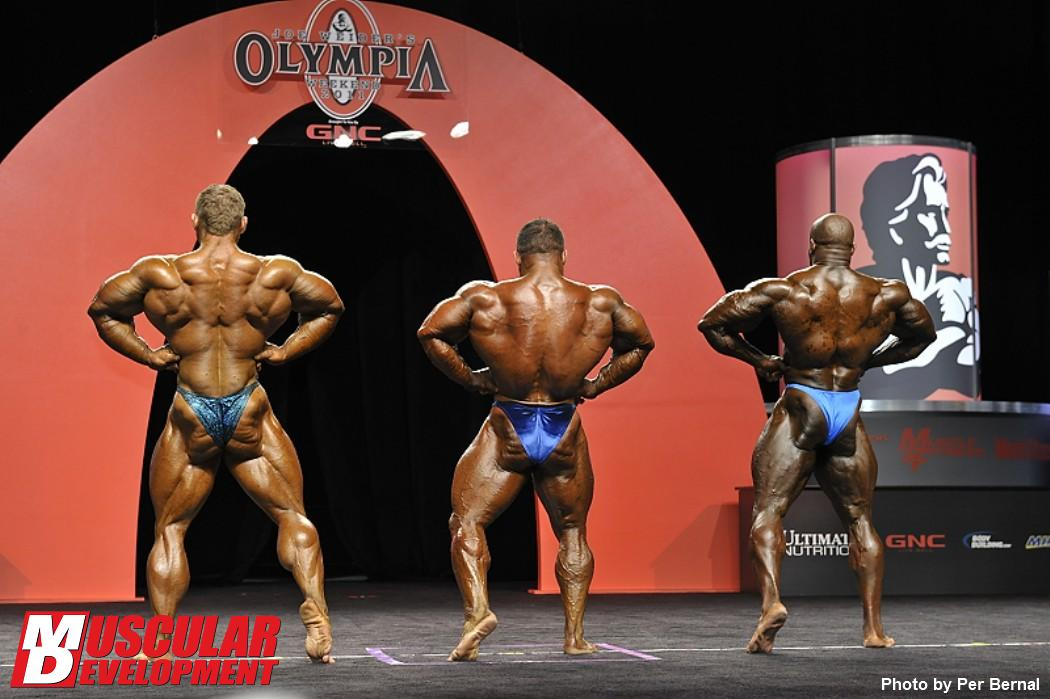 2011 Mr O. 202 Showdown - who do you have winning?