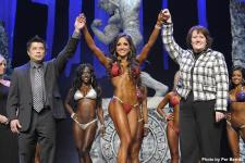 Nicole Nagrani - Arnold Classic 2012