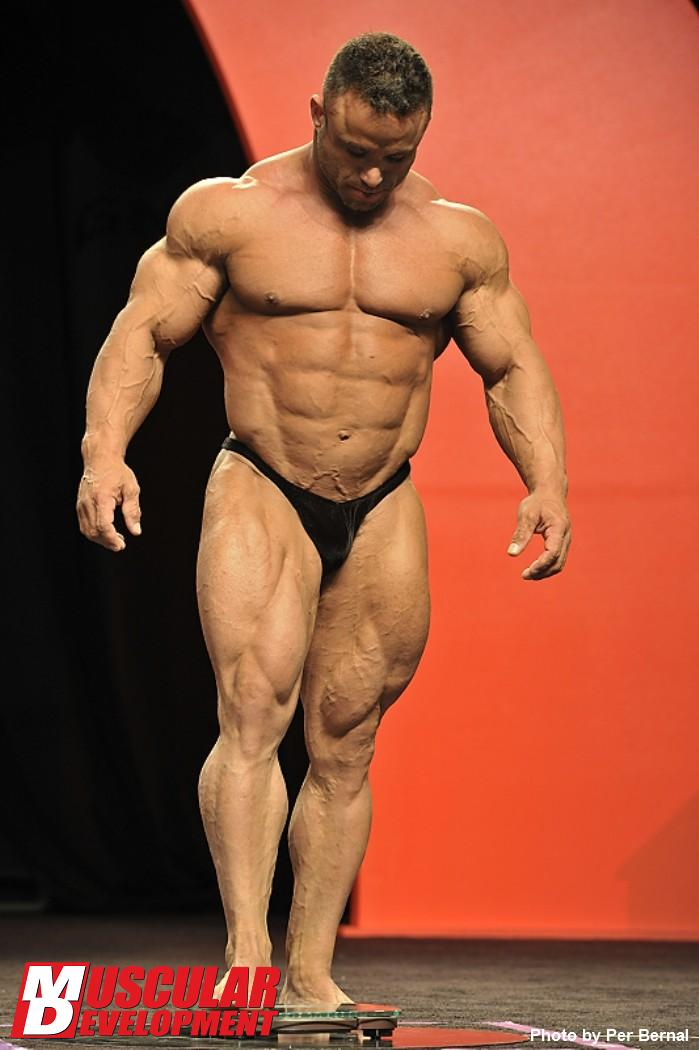 * Official 2011 Mr. Olympia thread*
