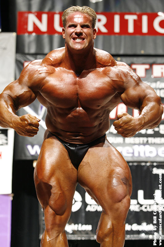 Jay Cutler guestposed at Natural Northern USA April 5th, 2008