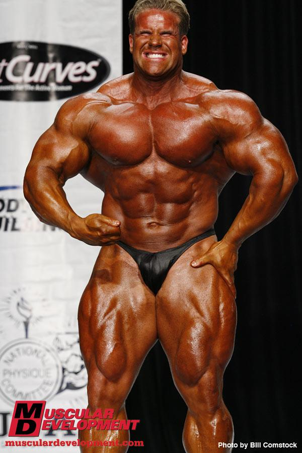 Jay Cutler guest posing - Orange County Muscle Classic XXXII