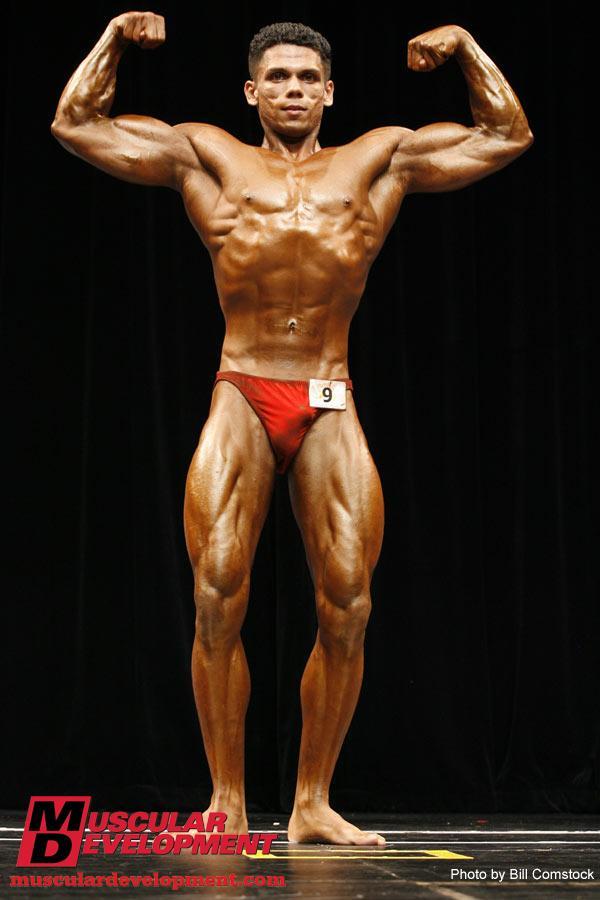 2008 npc Teenager Meister Bodybuilding