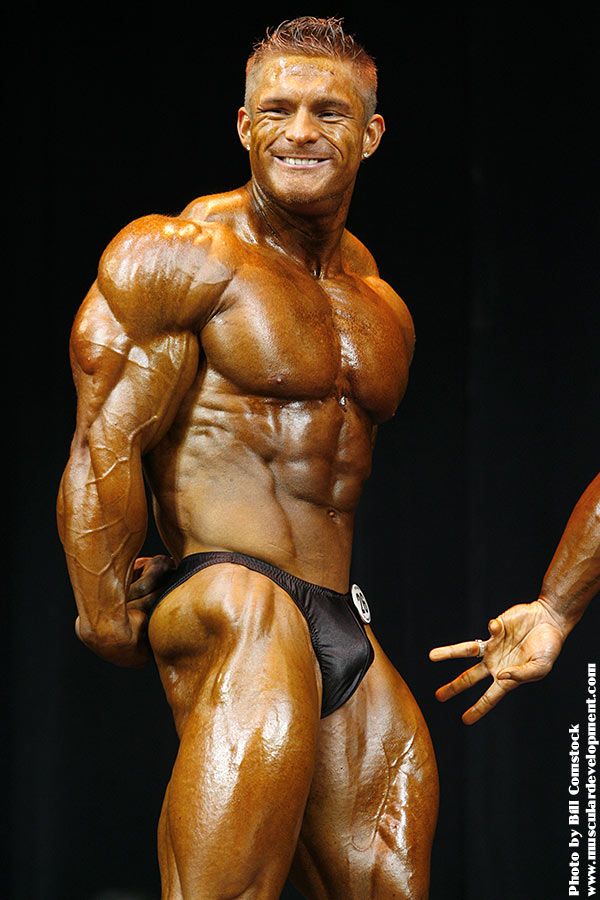 Flex Lewis Bodybuilder Quotes