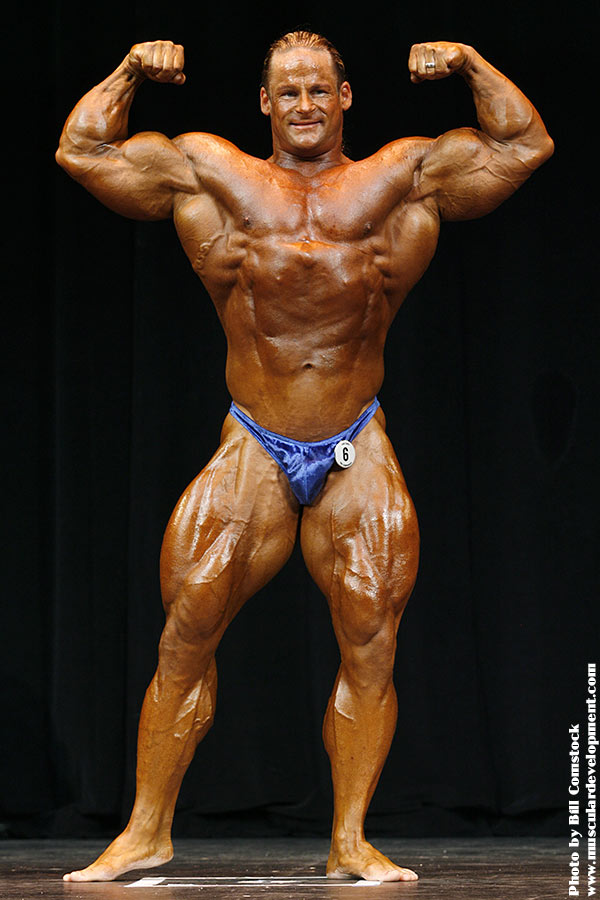 MARKUS BECHT 2 WEEKS OUT TAMPA