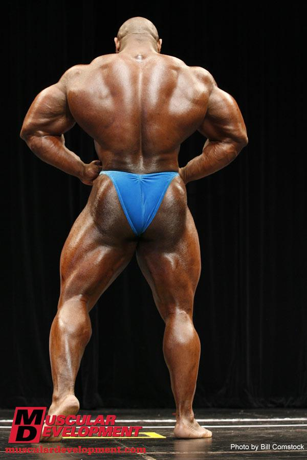 Jay, Dexter and Coleman guest posing at 2009  Atlantic States Championships