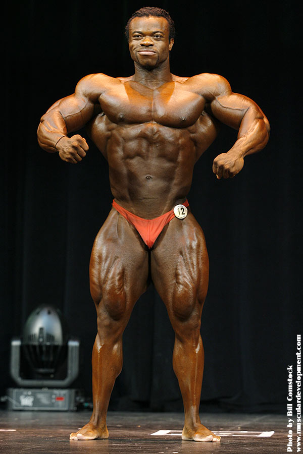 Clarence DeVis 2 weeks out