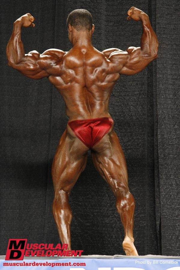 Who's gonna take the overall title at NPC Nationals 2008?