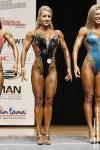 Kristi Tauti - California Pro Figure - IFBB 2008