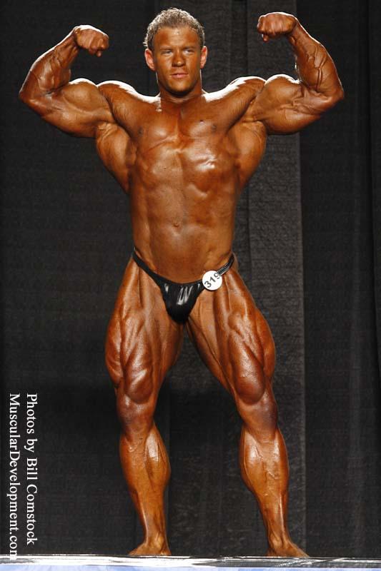 Jeff Long Jr. Nationals