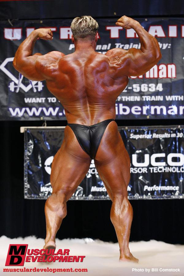 New Jay Cutler Guest Posing Pictures: Natural Ohio