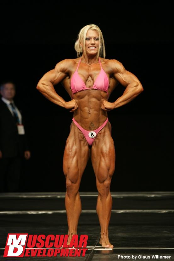 2011 FIBO Power Germany RESULTS - With Scorecards!!